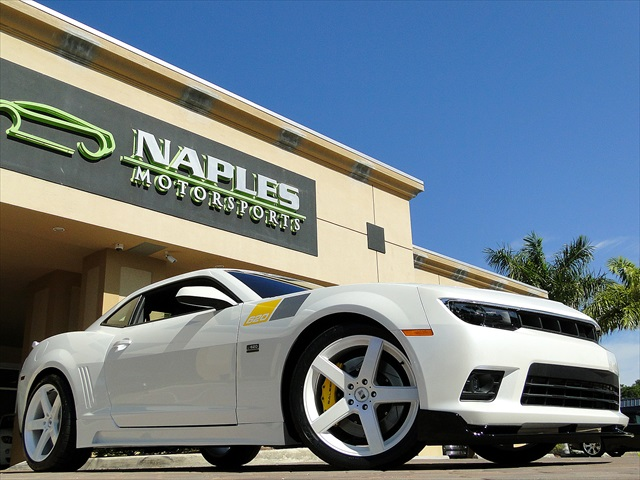 2014 chevrolet camaro saleen 620 sa30 anniversary for Motor vehicle naples fl