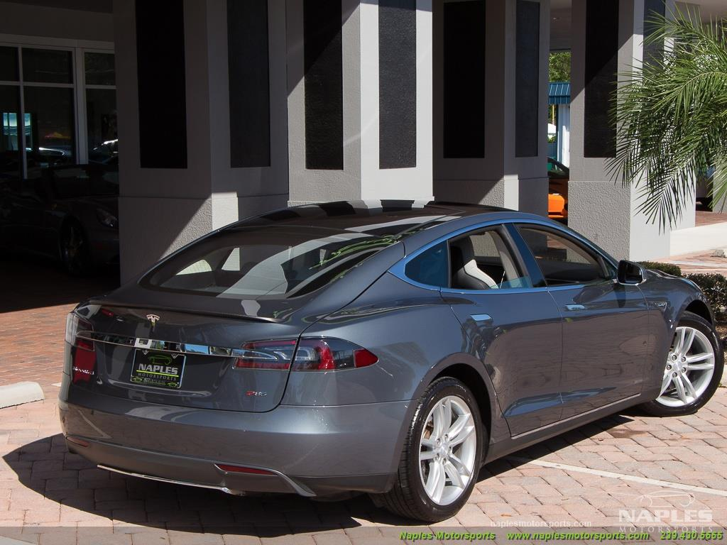 2013 Tesla Model S Performance - Photo 48 - Naples, FL 34104