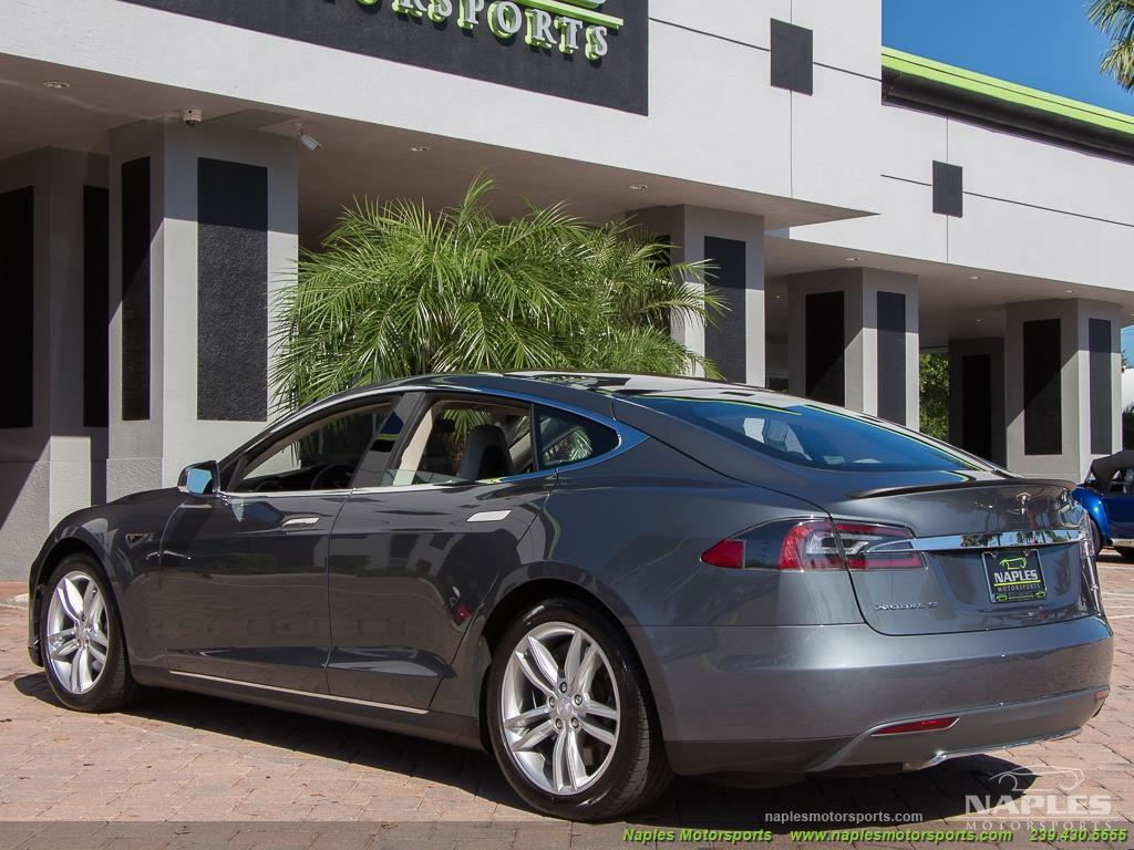 2013 Tesla Model S Performance - Photo 46 - Naples, FL 34104