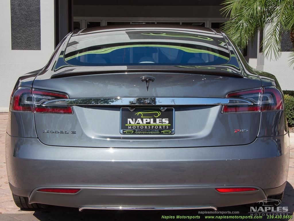 2013 Tesla Model S Performance - Photo 45 - Naples, FL 34104