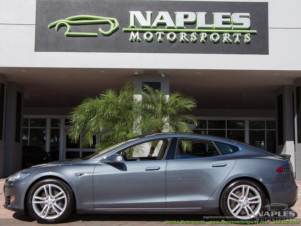 2013 Tesla Model S Performance - Photo 31 - Naples, FL 34104
