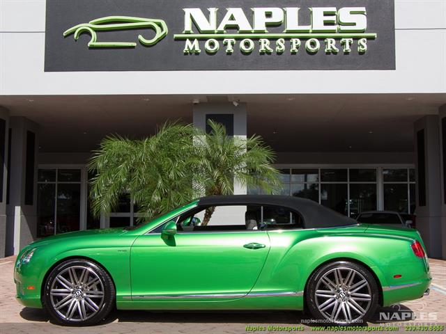 2014 Bentley Continental GT GTC Speed - Photo 3 - Naples, FL 34104