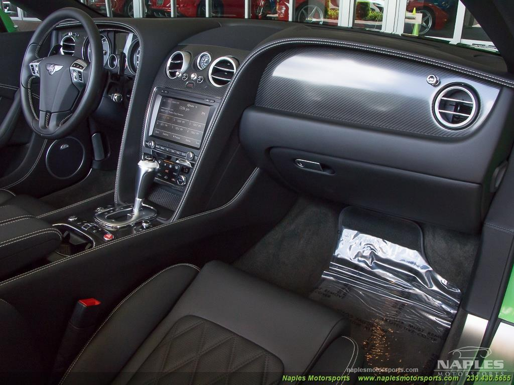 2014 Bentley Continental GT GTC Speed - Photo 43 - Naples, FL 34104
