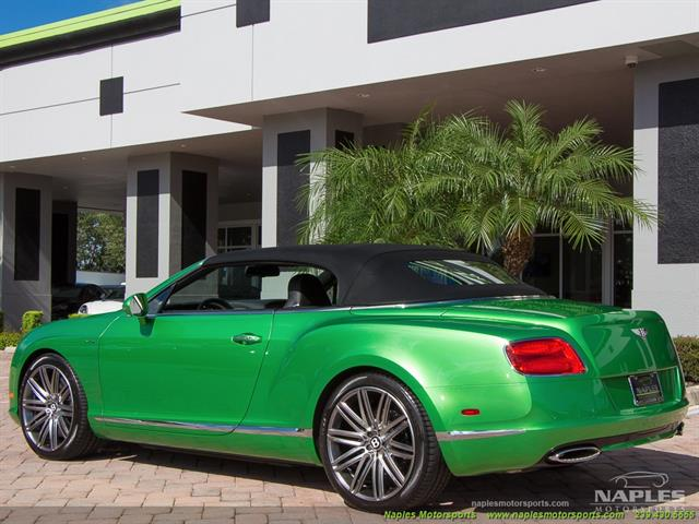 2014 Bentley Continental GT GTC Speed - Photo 4 - Naples, FL 34104