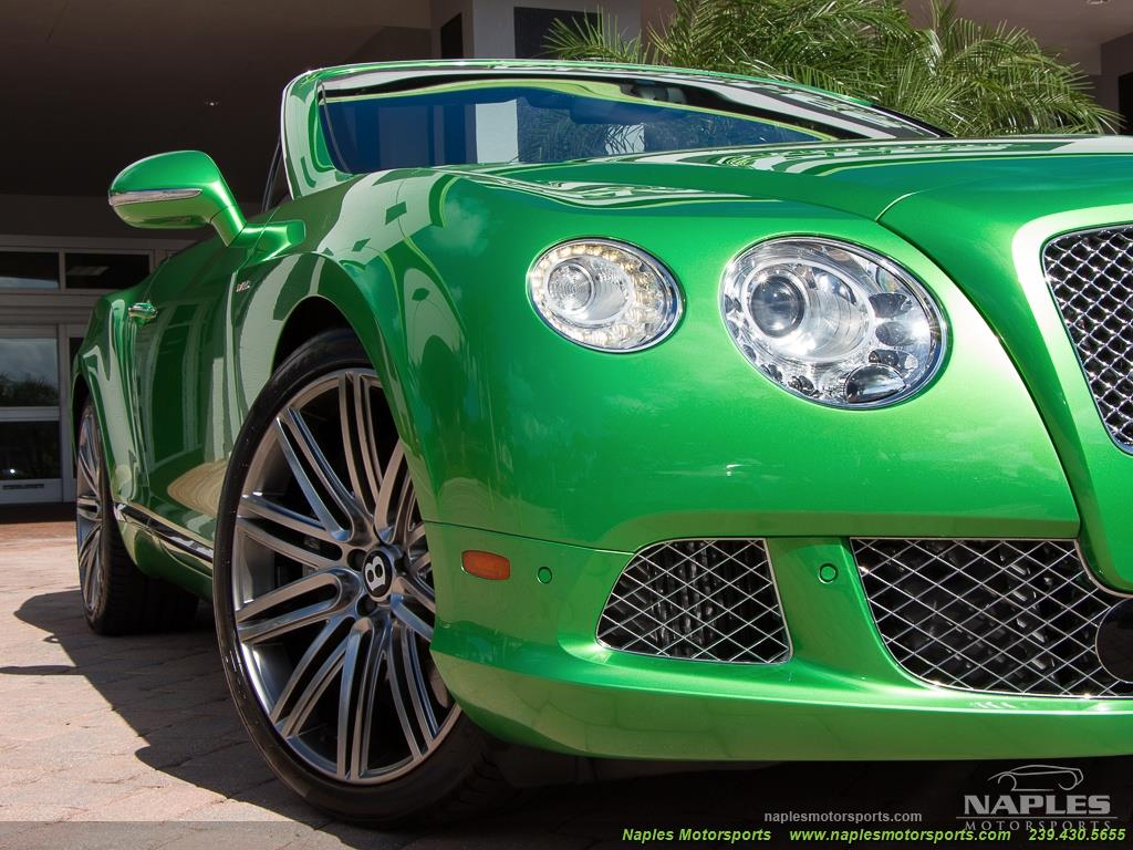 2014 Bentley Continental GT GTC Speed - Photo 39 - Naples, FL 34104