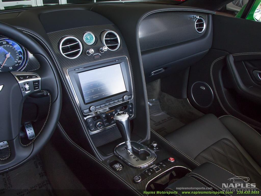 2014 Bentley Continental GT GTC Speed - Photo 57 - Naples, FL 34104