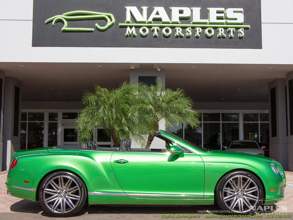 2014 Bentley Continental GT GTC Speed - Photo 19 - Naples, FL 34104