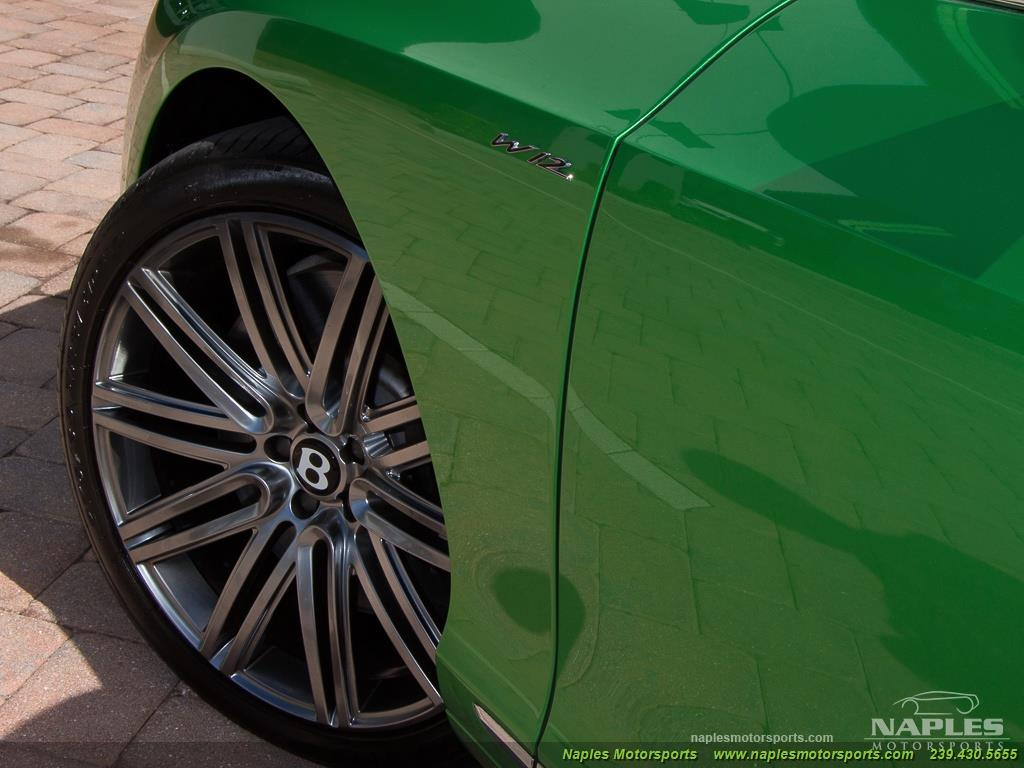 2014 Bentley Continental GT GTC Speed - Photo 48 - Naples, FL 34104