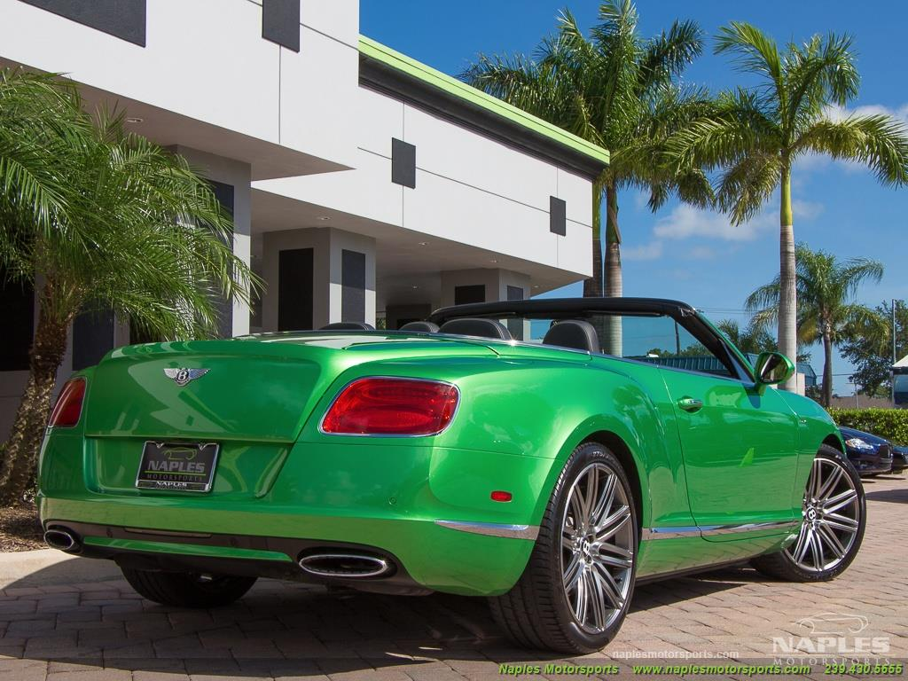 2014 Bentley Continental GT GTC Speed - Photo 31 - Naples, FL 34104