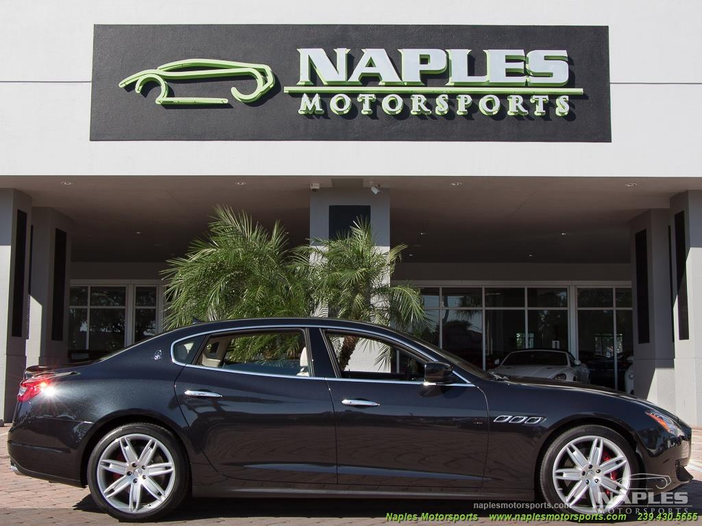 2014 Maserati Quattroporte S Q4 - Photo 12 - Naples, FL 34104