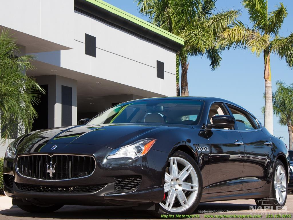 2014 Maserati Quattroporte S Q4 - Photo 8 - Naples, FL 34104