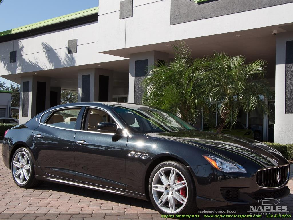 2014 Maserati Quattroporte S Q4 - Photo 13 - Naples, FL 34104