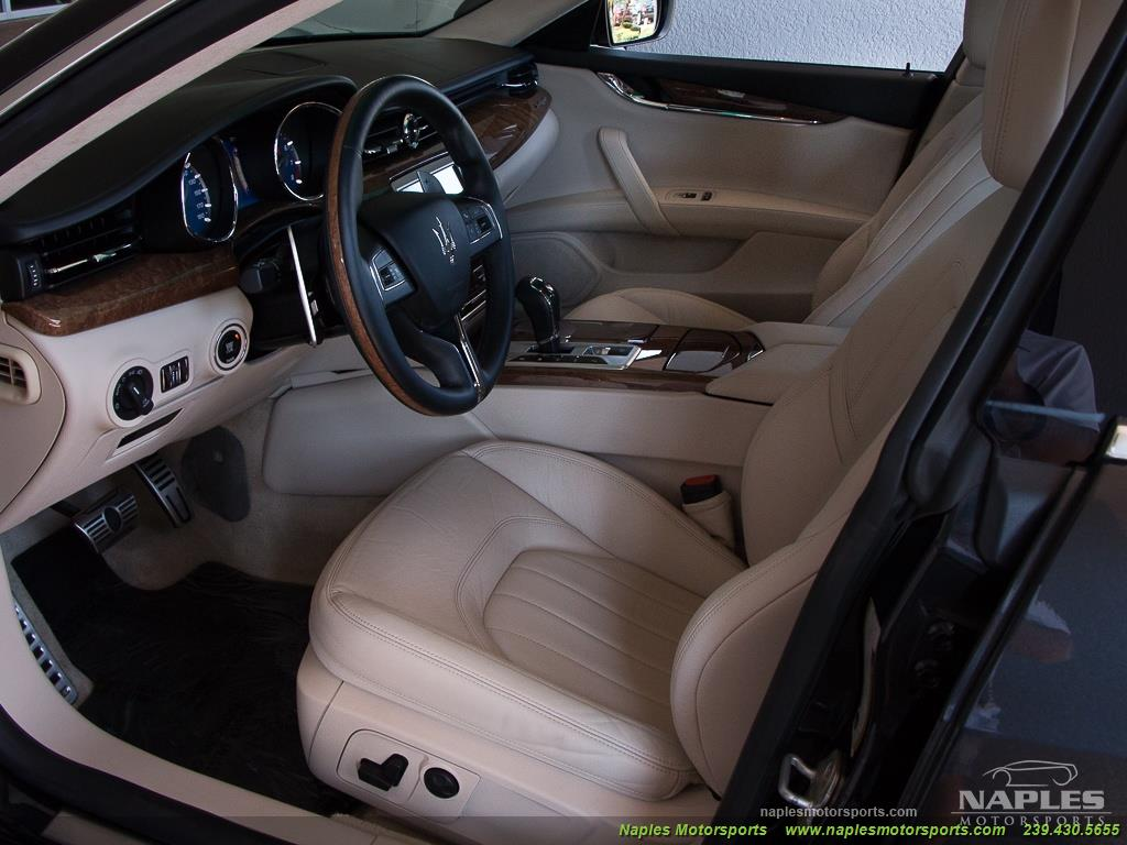 2014 Maserati Quattroporte S Q4 - Photo 39 - Naples, FL 34104