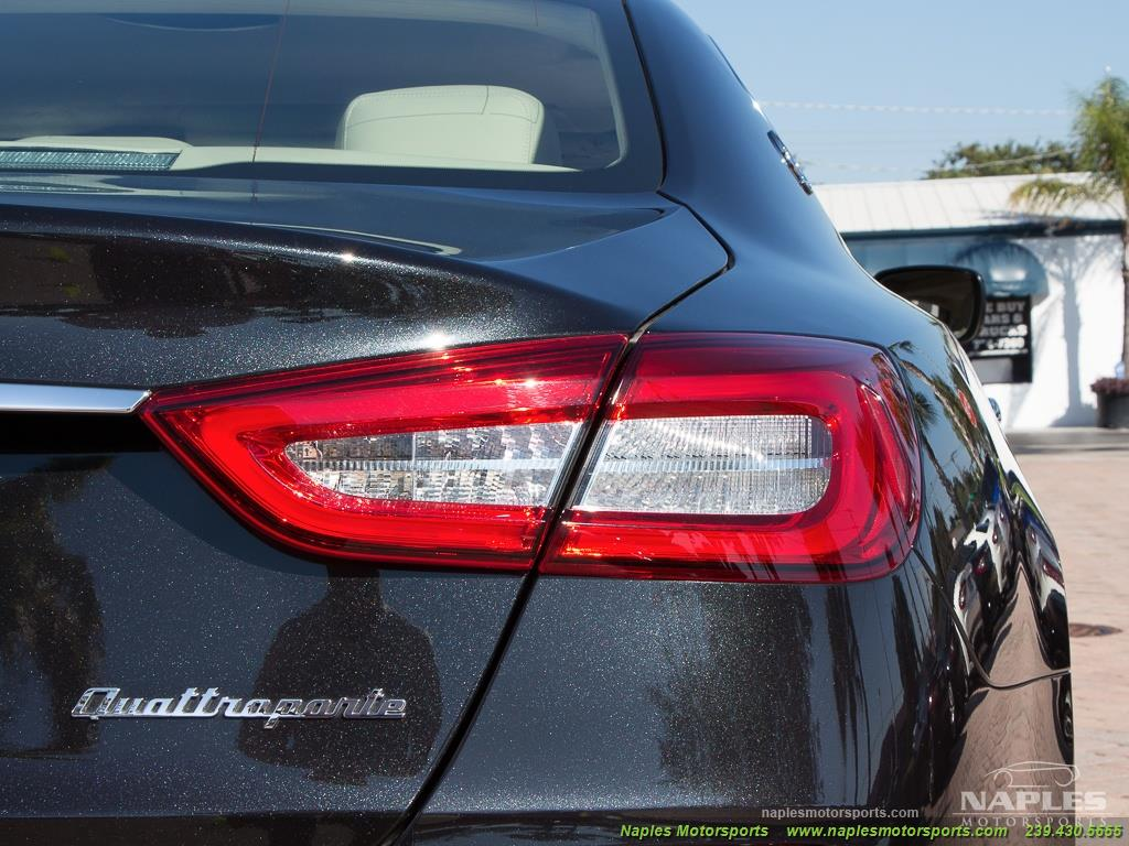 2014 Maserati Quattroporte S Q4 - Photo 18 - Naples, FL 34104