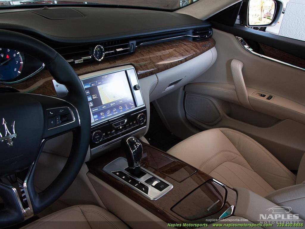 2014 Maserati Quattroporte S Q4 - Photo 48 - Naples, FL 34104