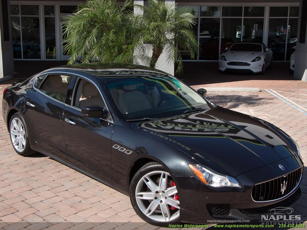 2014 Maserati Quattroporte S Q4 - Photo 35 - Naples, FL 34104