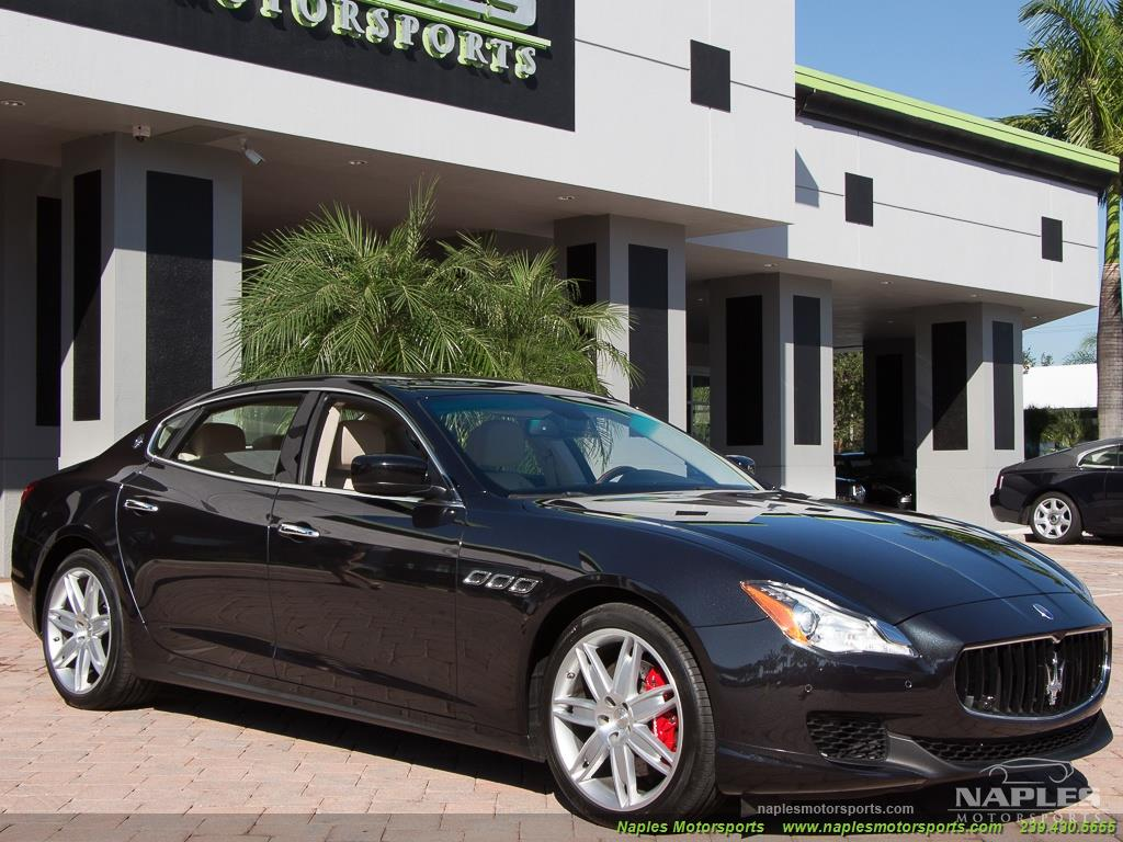 2014 Maserati Quattroporte S Q4 - Photo 22 - Naples, FL 34104