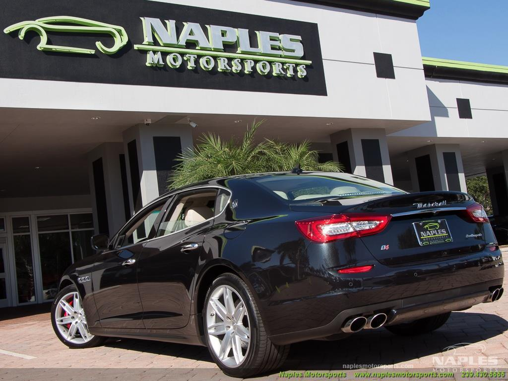 2014 Maserati Quattroporte S Q4 - Photo 29 - Naples, FL 34104