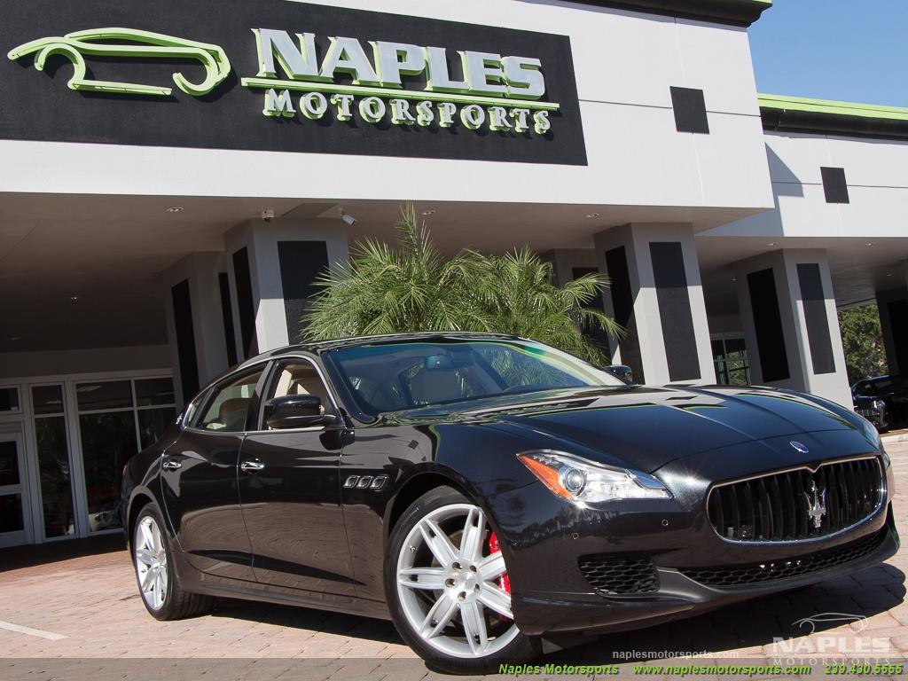 2014 Maserati Quattroporte S Q4 - Photo 23 - Naples, FL 34104