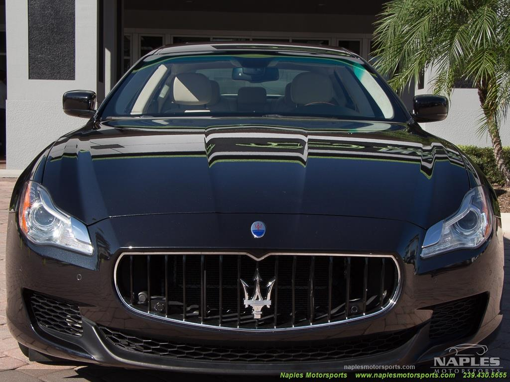 2014 Maserati Quattroporte S Q4 - Photo 21 - Naples, FL 34104