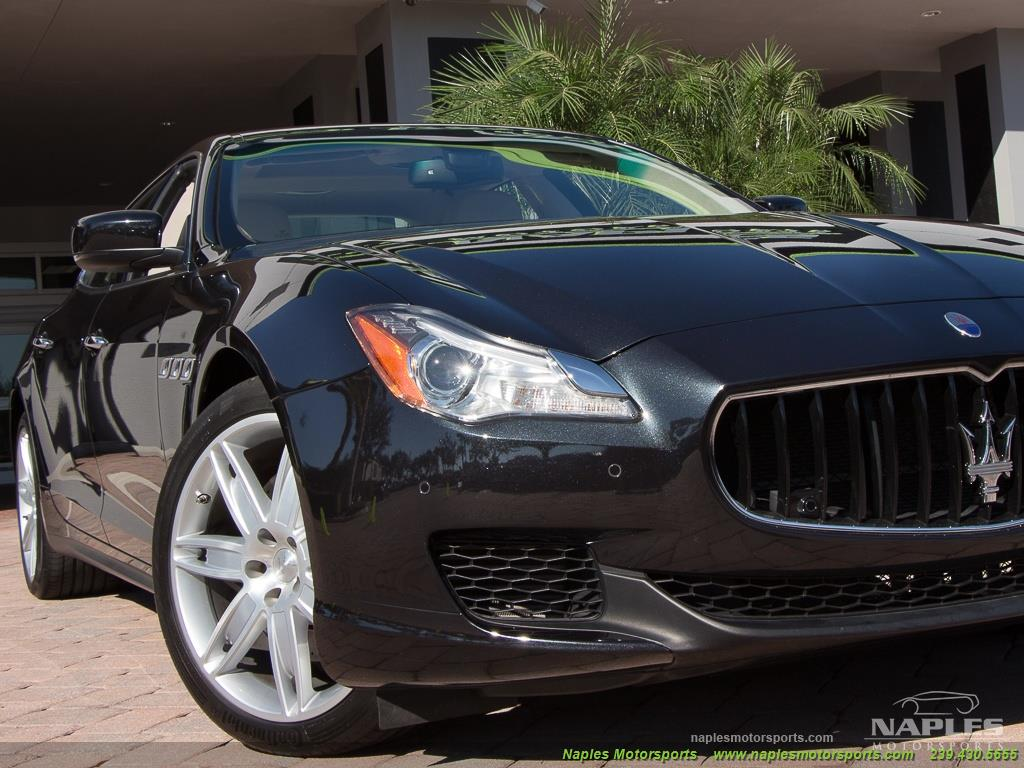 2014 Maserati Quattroporte S Q4 - Photo 24 - Naples, FL 34104