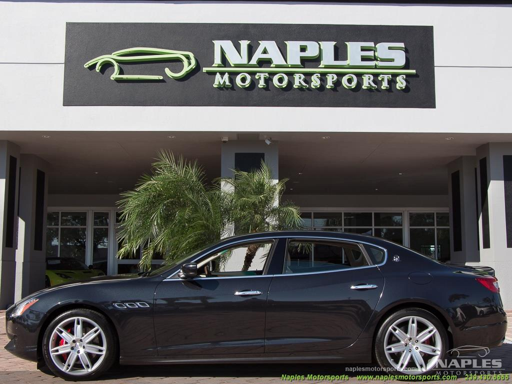 2014 Maserati Quattroporte S Q4 - Photo 5 - Naples, FL 34104