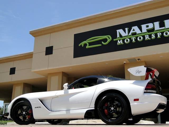 2009 Dodge Viper ACR - Photo 59 - Naples, FL 34104