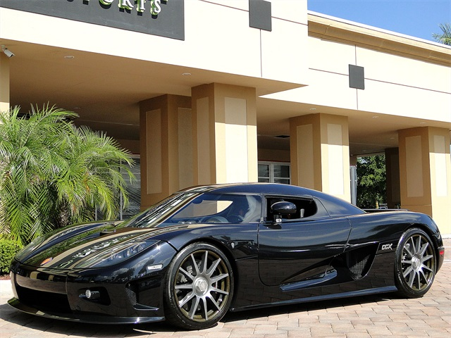 Koenigsegg Ccx Black Automotive Bildideen