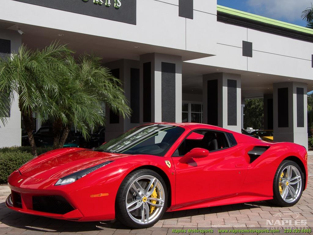 2017 Ferrari 488 Spider - Photo 11 - Naples, FL 34104