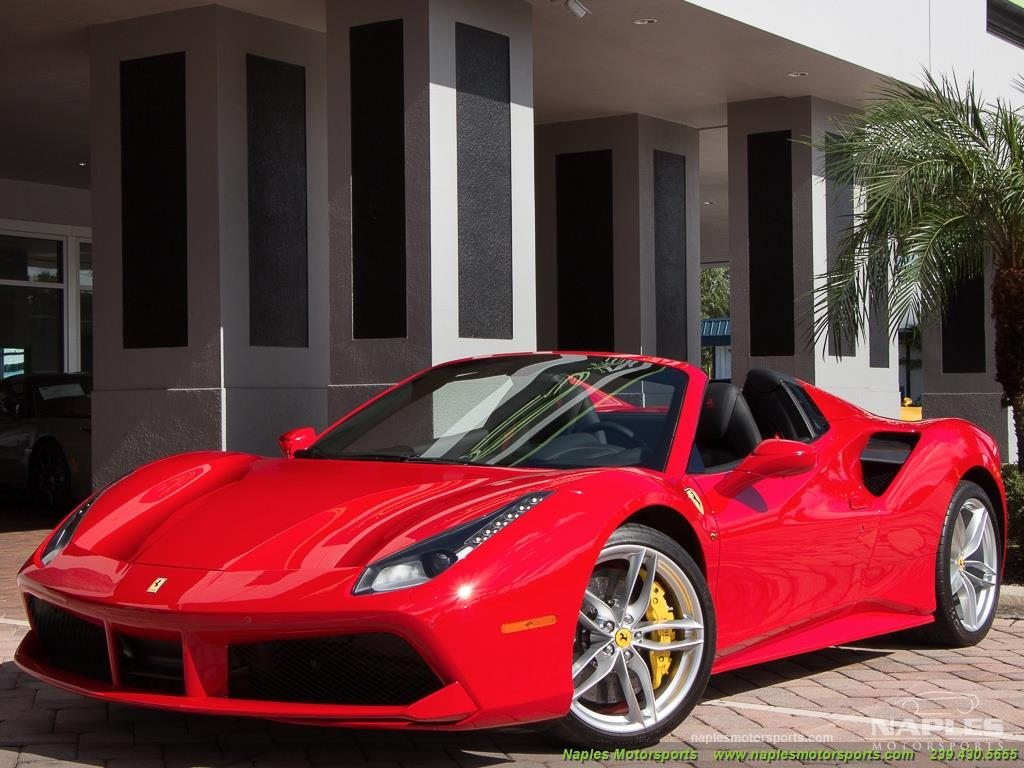 2017 Ferrari 488 Spider - Photo 47 - Naples, FL 34104