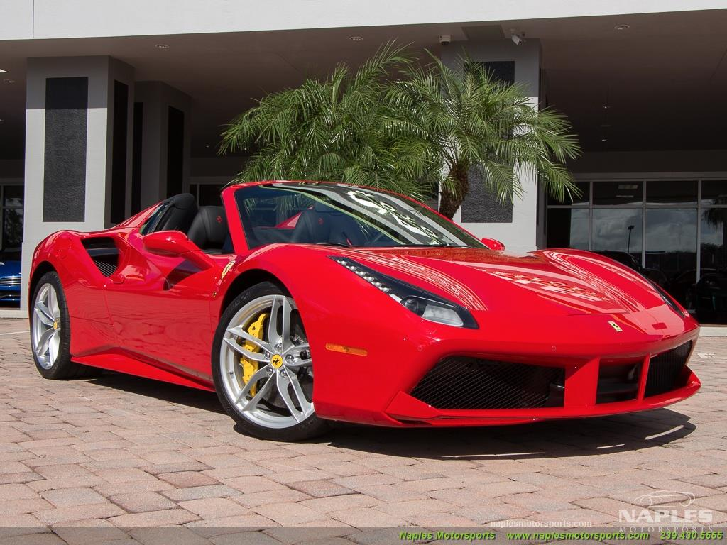 2017 Ferrari 488 Spider - Photo 60 - Naples, FL 34104