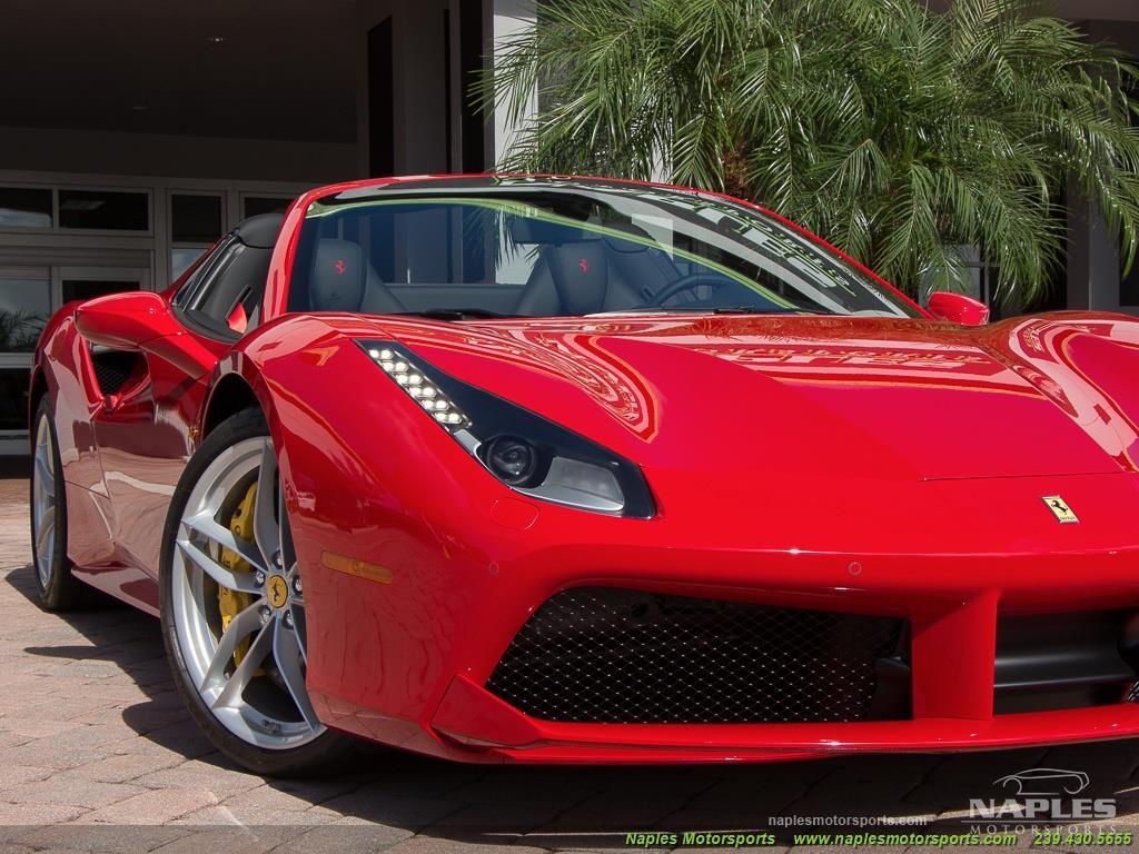 2017 Ferrari 488 Spider - Photo 48 - Naples, FL 34104