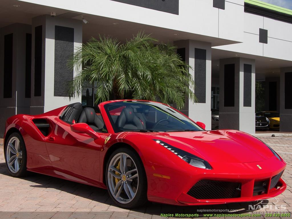 2017 Ferrari 488 Spider - Photo 32 - Naples, FL 34104