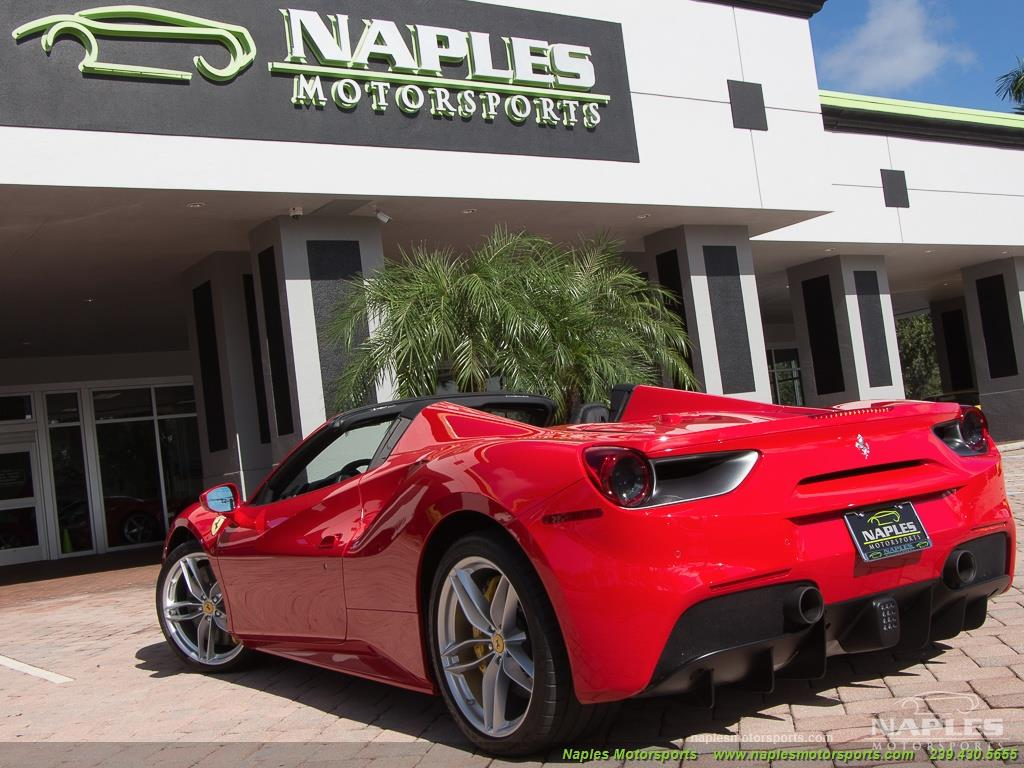 2017 Ferrari 488 Spider - Photo 34 - Naples, FL 34104
