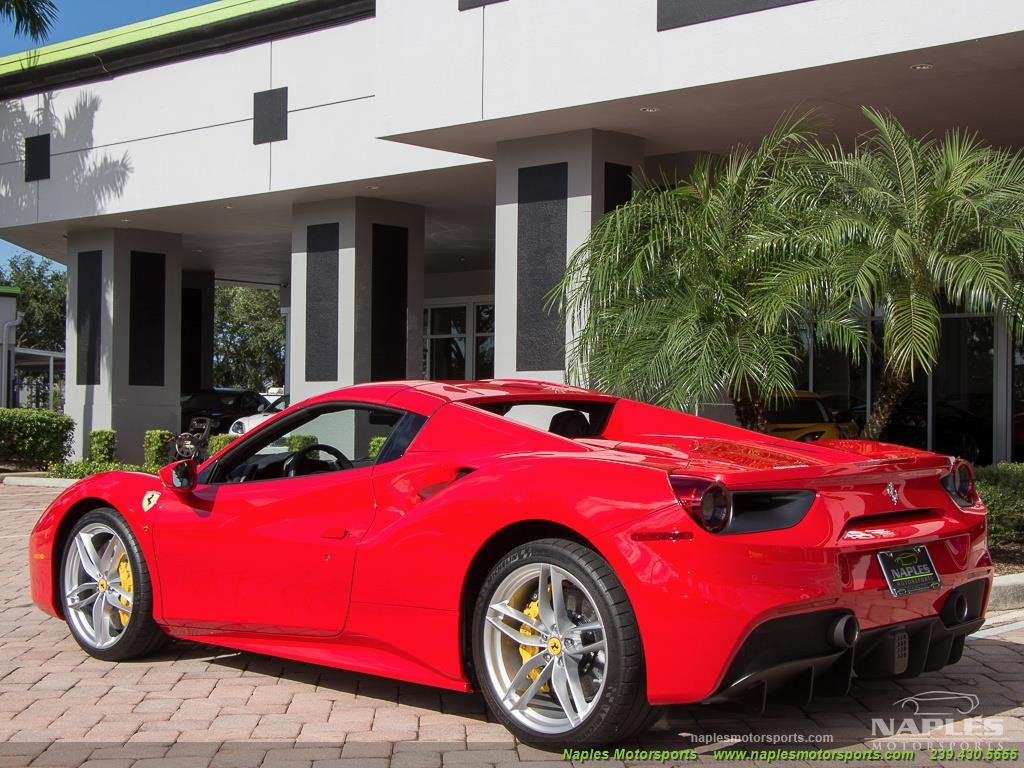2017 Ferrari 488 Spider - Photo 9 - Naples, FL 34104