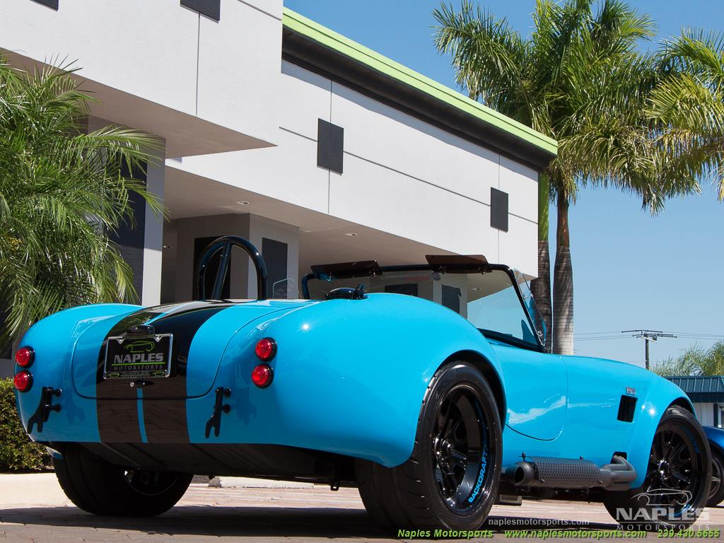 1965 Replica/Kit BackDraft Racing 427 Shelby Cobra Replica - Photo 36 - Naples, FL 34104