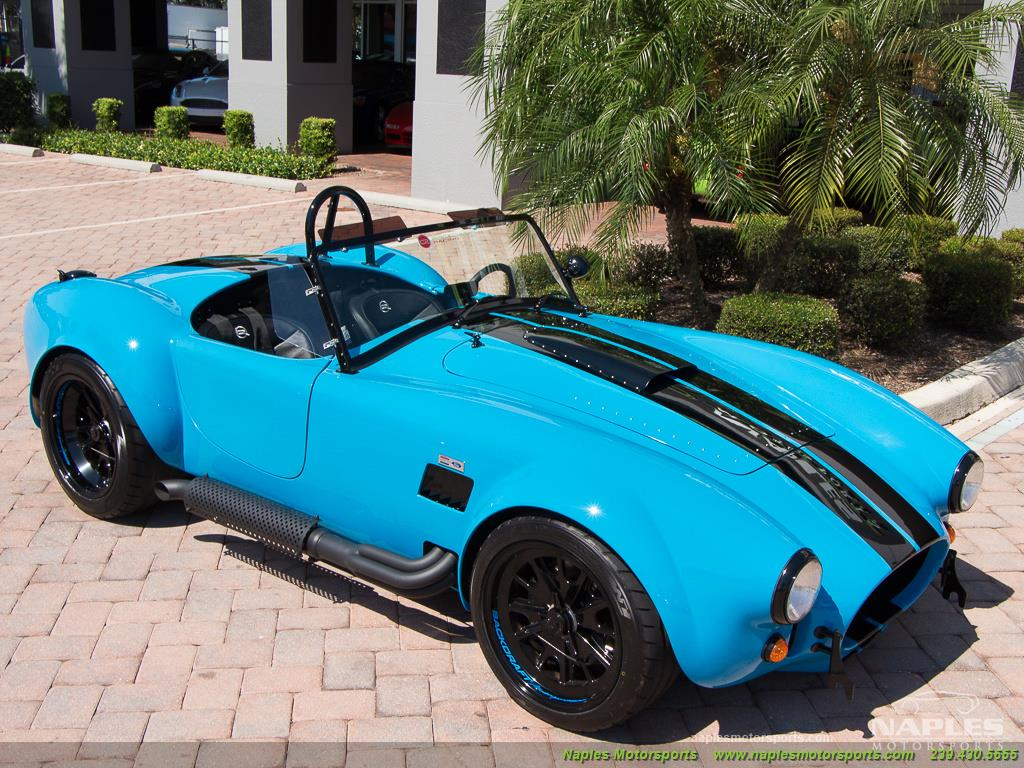 1965 Replica/Kit BackDraft Racing 427 Shelby Cobra Replica - Photo 32 - Naples, FL 34104