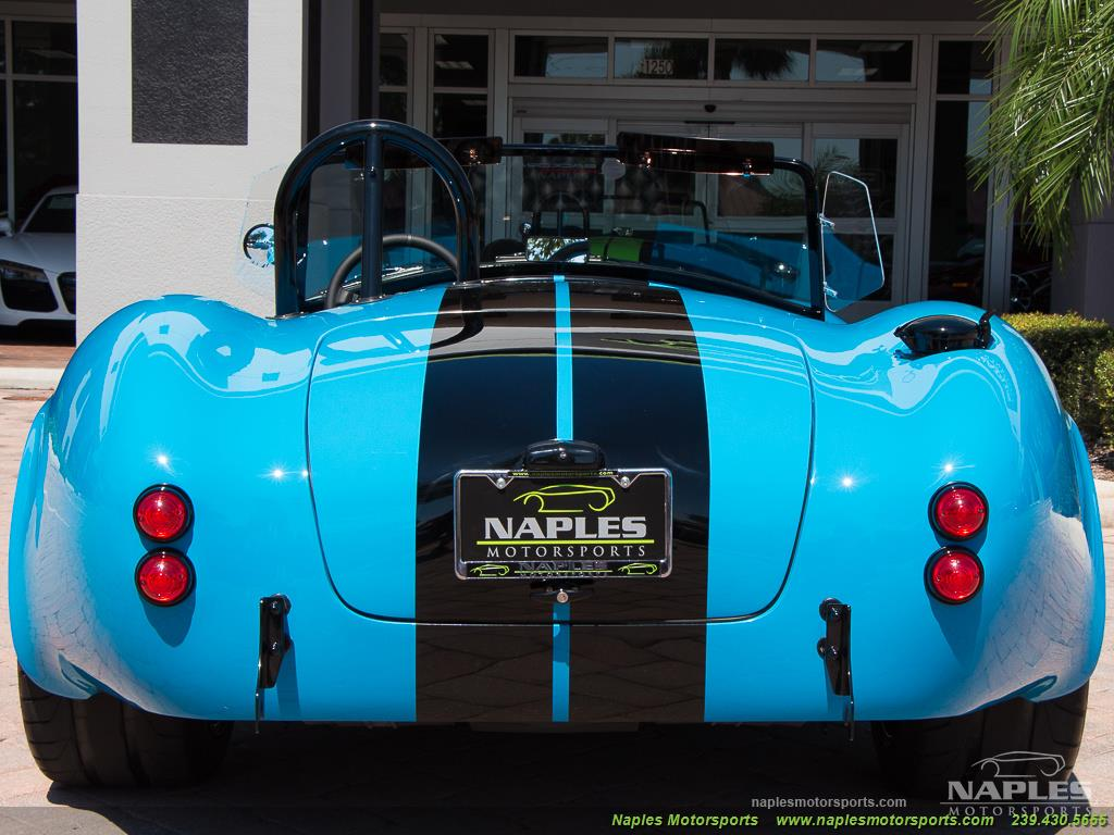 1965 Replica/Kit BackDraft Racing 427 Shelby Cobra Replica - Photo 11 - Naples, FL 34104