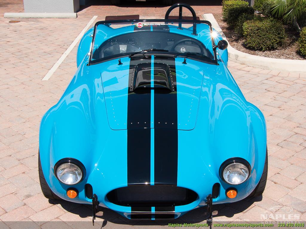 1965 Replica/Kit BackDraft Racing 427 Shelby Cobra Replica - Photo 23 - Naples, FL 34104