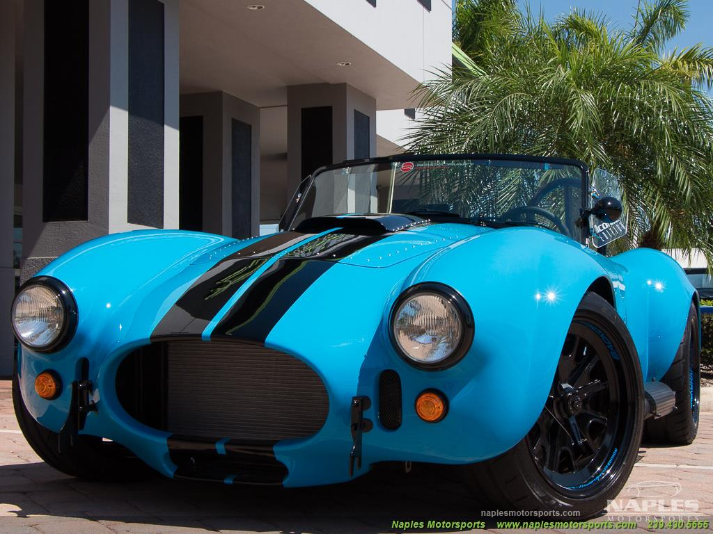 1965 Replica/Kit BackDraft Racing 427 Shelby Cobra Replica - Photo 50 - Naples, FL 34104
