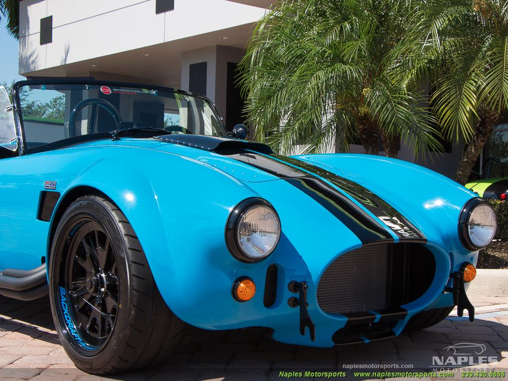 1965 Replica/Kit BackDraft Racing 427 Shelby Cobra Replica - Photo 34 - Naples, FL 34104