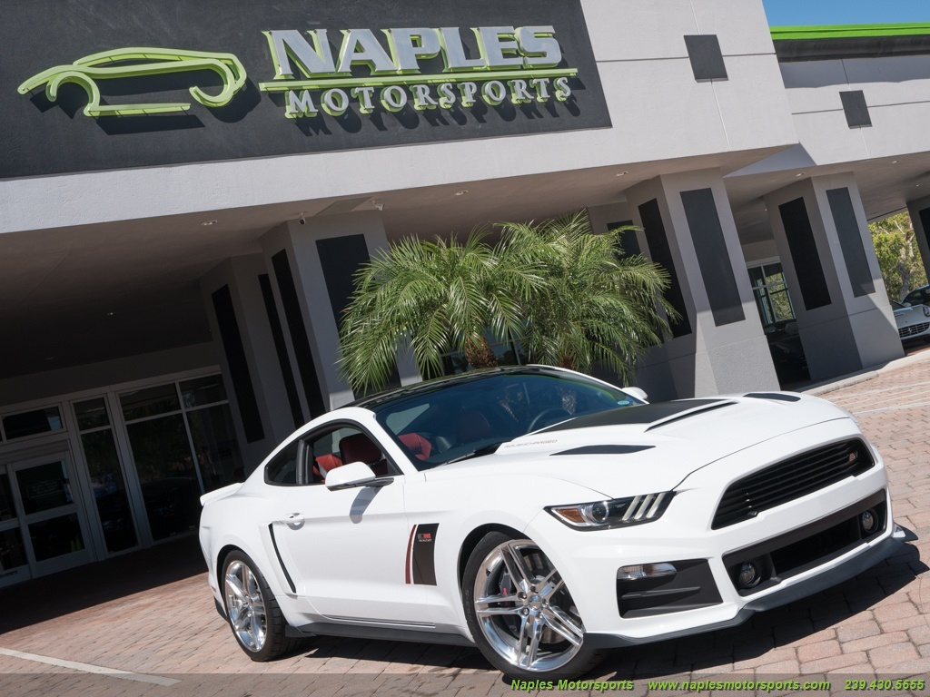 2016 Ford Mustang GT Roush Stage 3 - Photo 58 - Naples, FL 34104