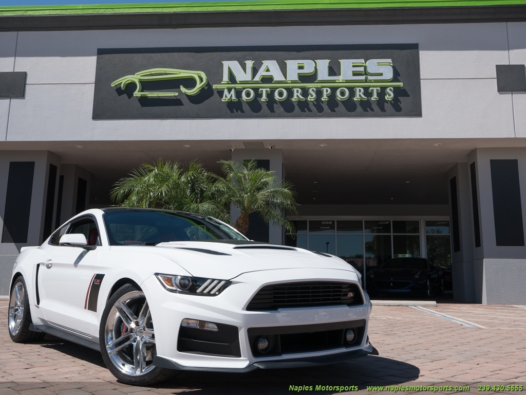 2016 Ford Mustang GT Roush Stage 3 - Photo 27 - Naples, FL 34104
