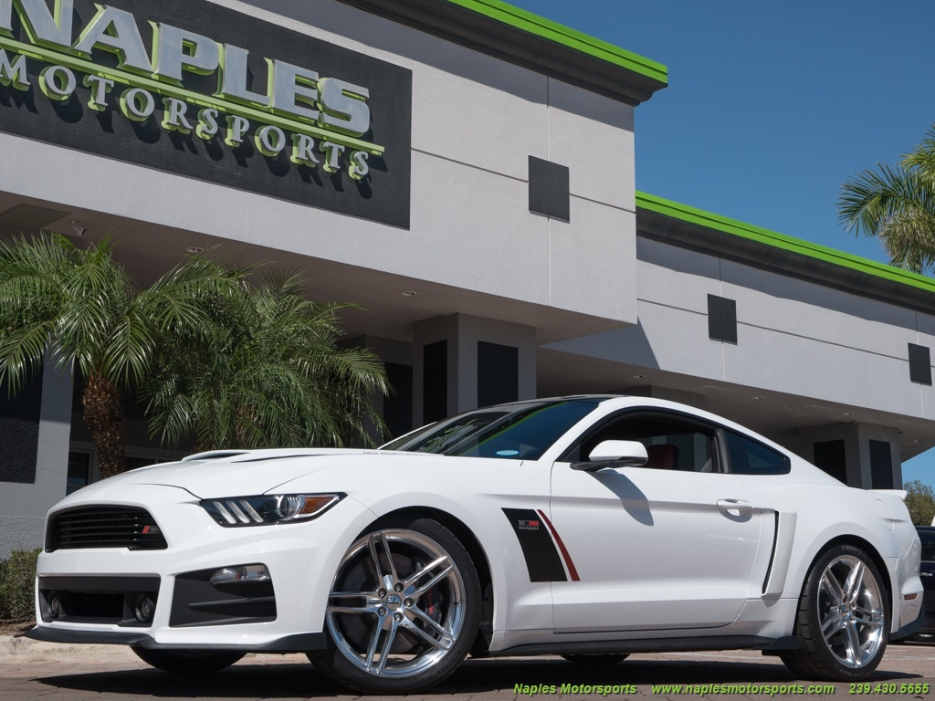 2016 Ford Mustang GT Roush Stage 3 - Photo 37 - Naples, FL 34104