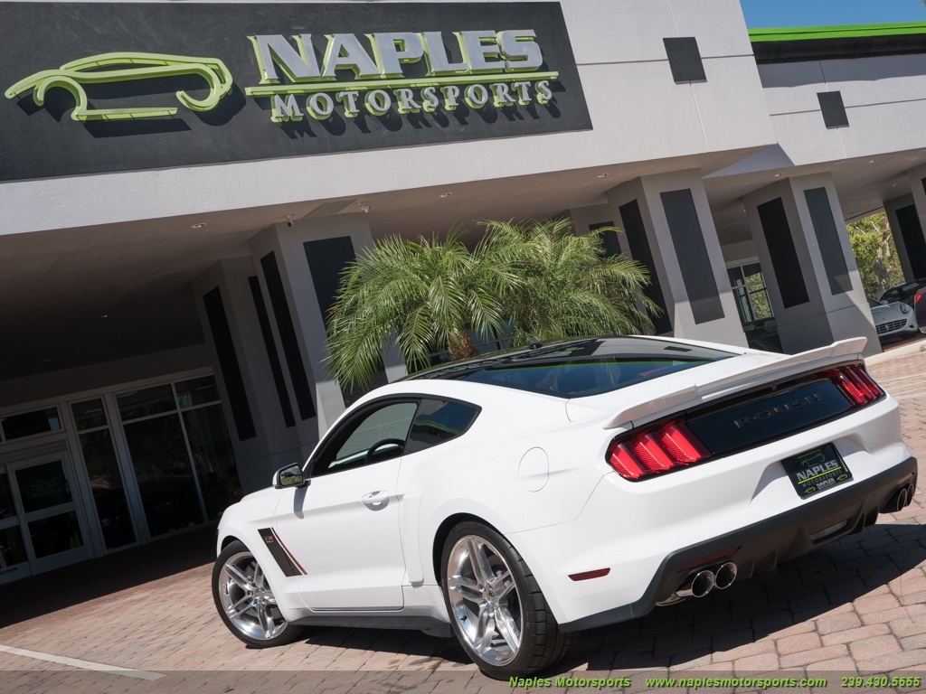 2016 Ford Mustang GT Roush Stage 3 - Photo 42 - Naples, FL 34104
