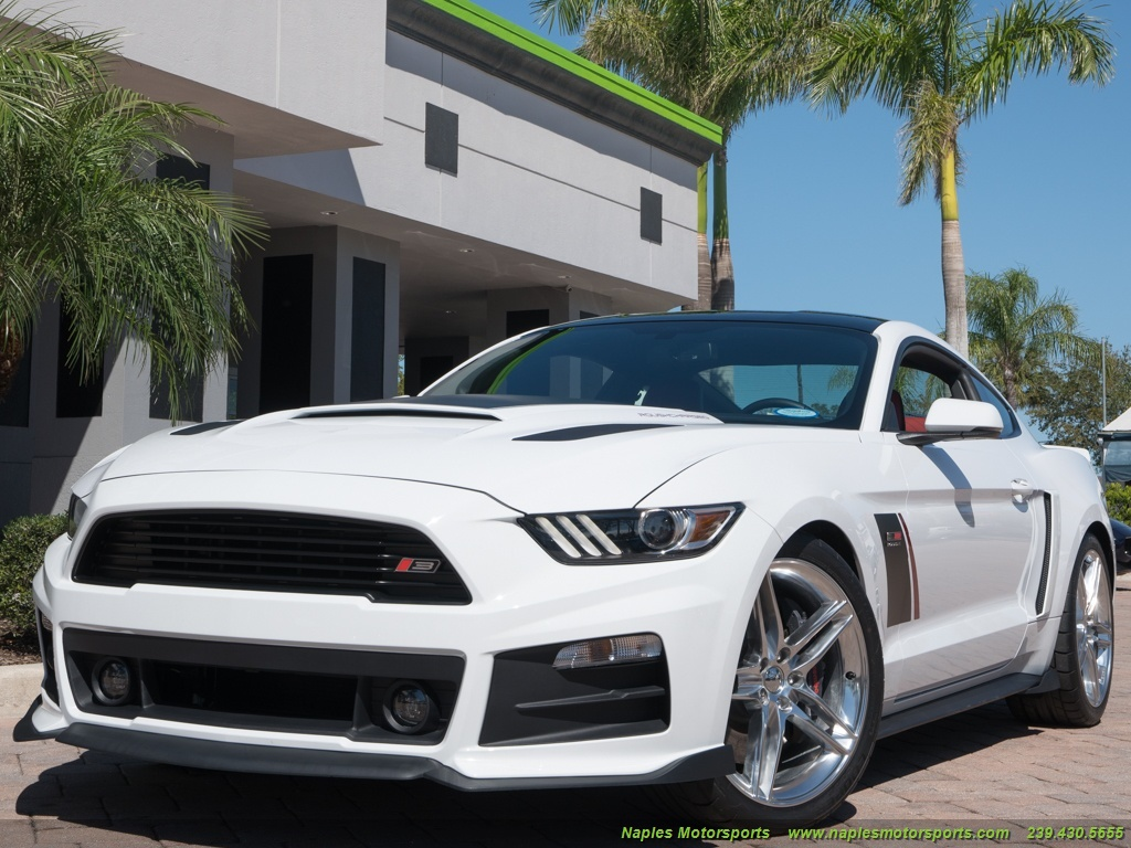 2016 Ford Mustang GT Roush Stage 3 - Photo 31 - Naples, FL 34104