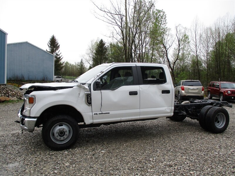 2020 Ford F-350 XL Cab & Chassis photo