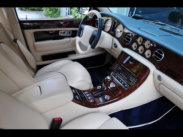 2001 bentley arnage red label for sale in miami, fl | stock #: 12323