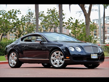 2006 Bentley Continental GT Mulliner Coupe