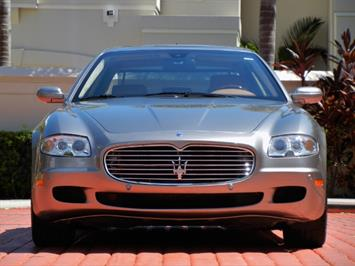 2006 Maserati Quattroporte Executive Package - Photo 7 - North Miami, FL 33181